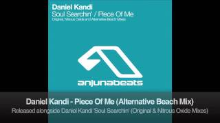 Daniel Kandi - Piece Of Me (Alternative Beach Mix)