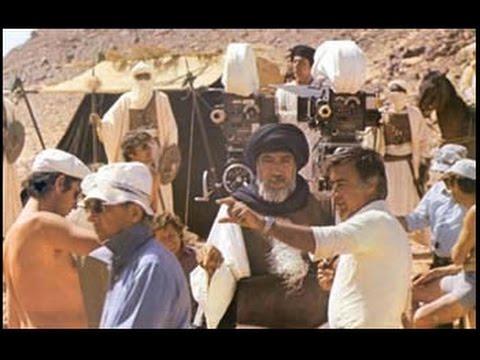 Çağrı filmi kamera arkası / Mustafa Akkad