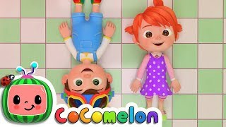 Opposites Song | CoCoMelon Nursery Rhymes & Kids Songs