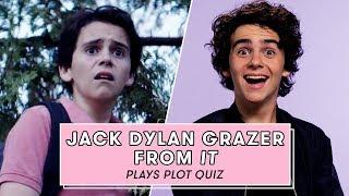 Jack Dylan Grazer Plays the ultimate 'It' Plot Quiz   Plot Quiz