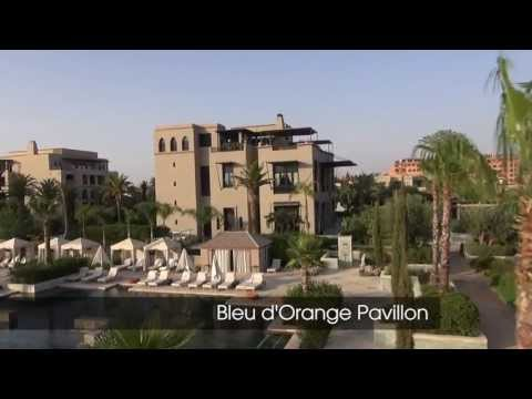 Four Seasons Marrakech - Stunning Aerial Views of Our Luxury Resort