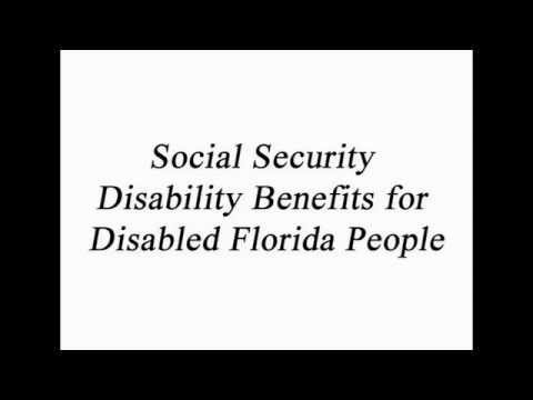 Social Security Disability Florida