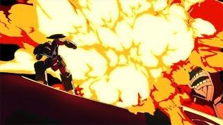 Explosion (爆発) Sakuga MAD