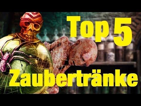 TOP 5 der schwierigsten Zaubertränke - YouTube