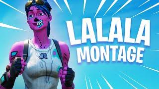 THE BEST ''LALALA'' Fortnite Montage EVER! (bbno$ & y2k)