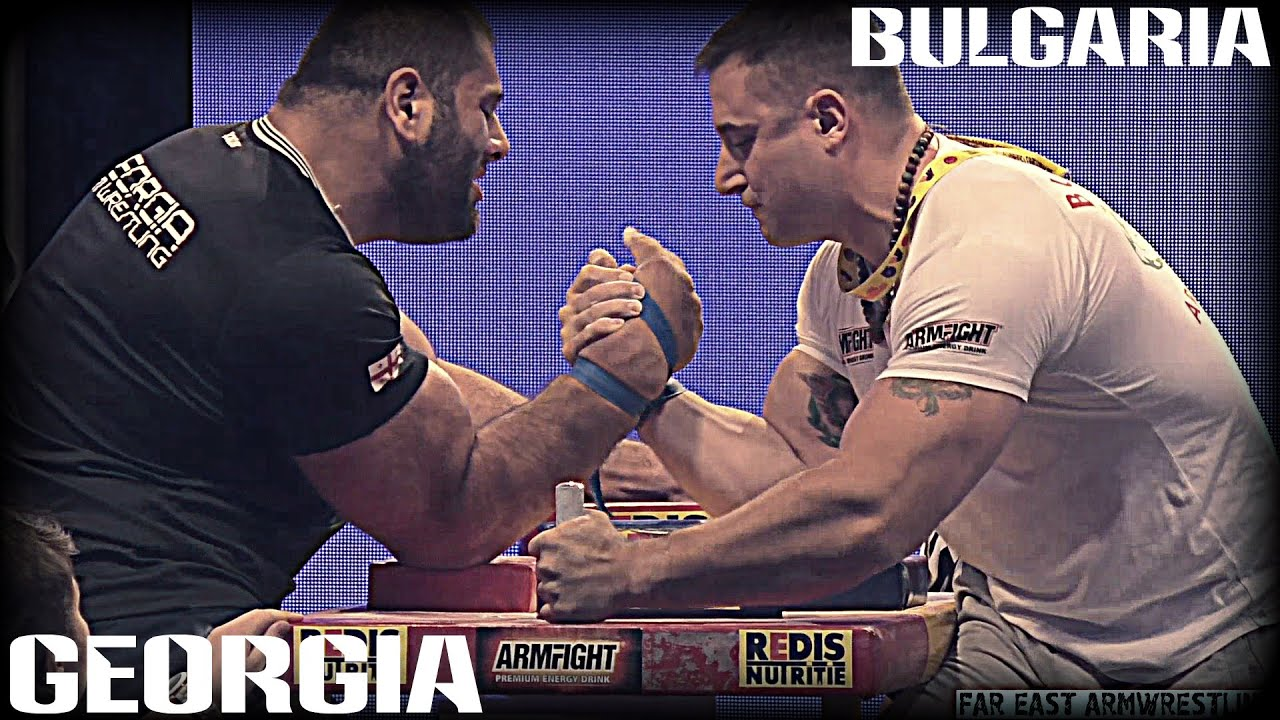 Levan SAGINASHVILI vs Krasimir KOSTADINOV 2016