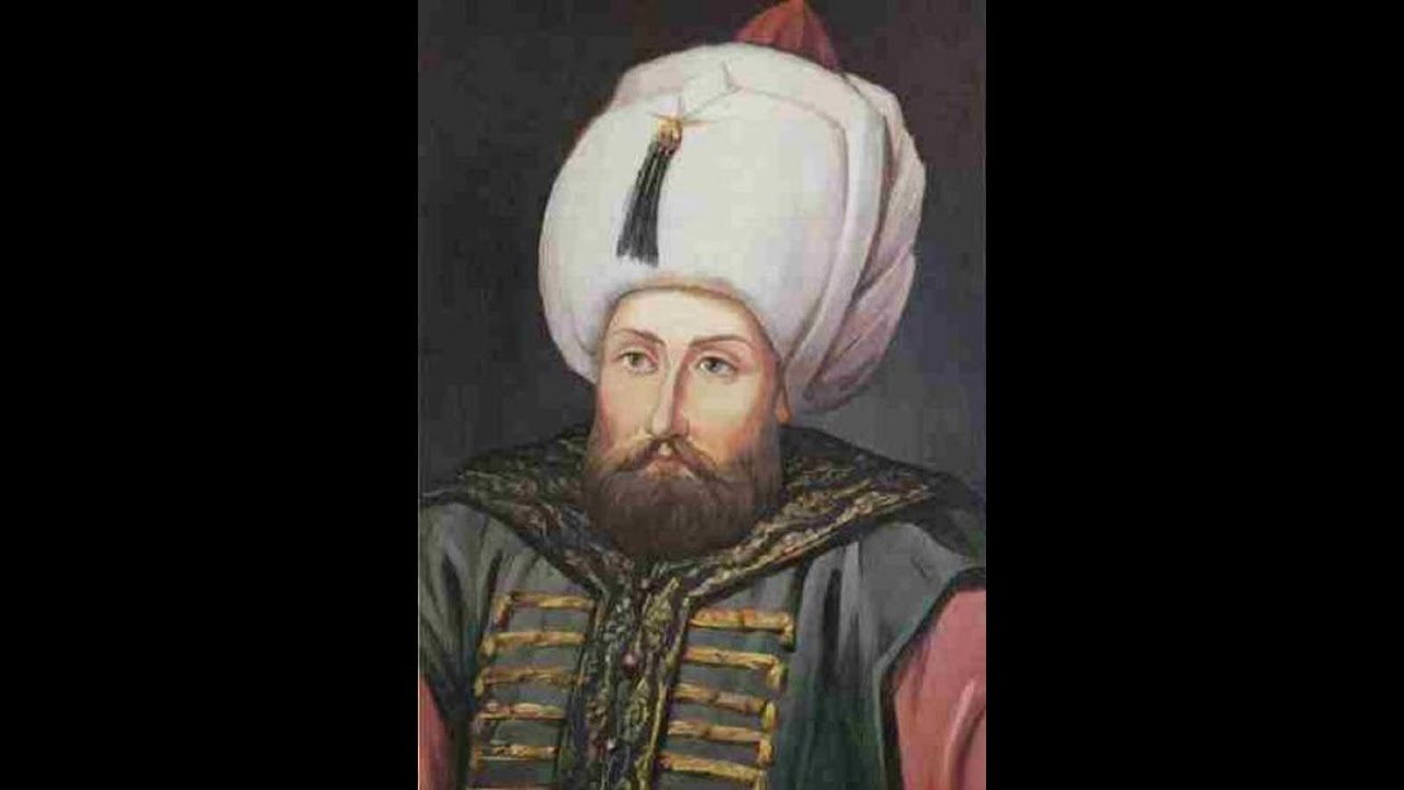 Ottoman Empire Sultan Eleventh Sultan Of The...