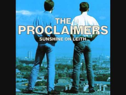 The ProclaimersSunshine On Leith