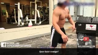 Treino Afterburn Cardio Explosivo Thumbnail