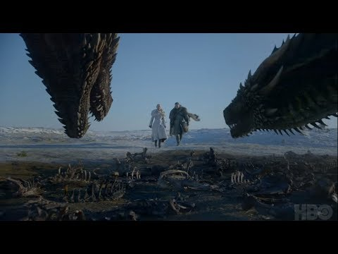 Игра престолов, вышел первый трейлер финального сезона