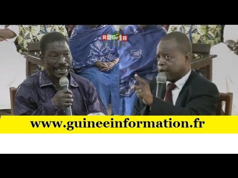 Fin de l'audition Alpha Saliou Wann, le lieutenant colonel L
