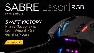 Corsair Sabre Laser RGB Обзор