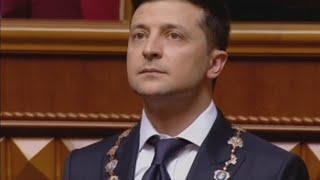 El judio Vladímir Zelenski llega a la presidencia en Ucrania
