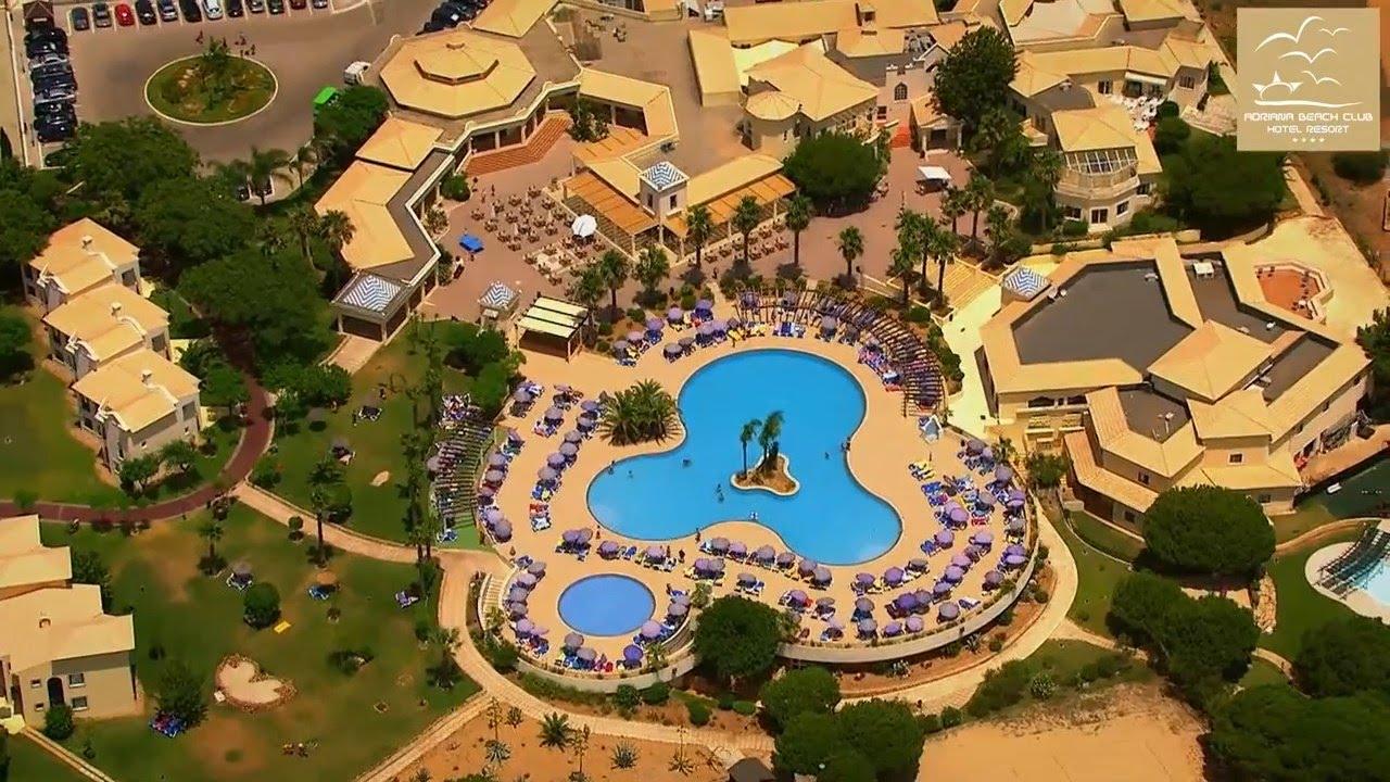 Hotel Adriana Beach Club Portugalsko Algarve Firo Tour