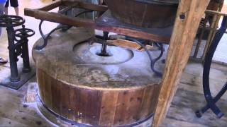 19th Century Technology at a Grist Mill