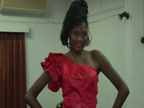 Miss Fashion Dakar 2013
