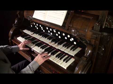 "Hallelujah Chorus (2017 Christmas Collection) - Dominion ""Orchestral"" Reed Organ"