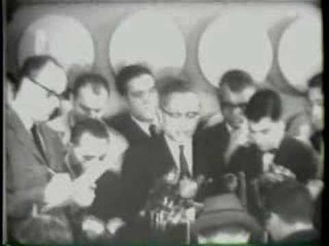 U Thant - Missle Bases. Castro Balks at the UN Team 1962