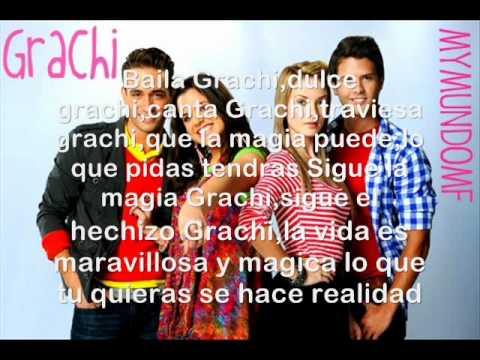 Grachi - Isabella Castillo (Con lyrics)