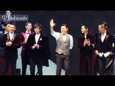 Septwolves & Huayi Bros Menswear Fashion Show Spring/Summer 2012 in Beijing | FashionTV CHINA