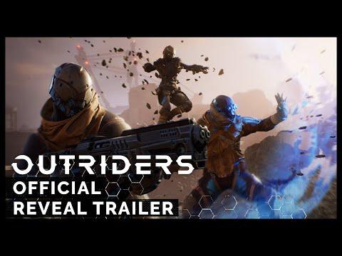 Outriders - Tráiler oficial de revelación