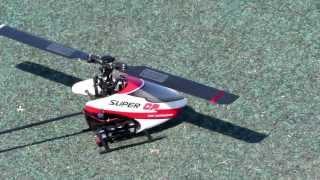 Walkera Super CP 6CH 3D Helicopter With DEVO 7E