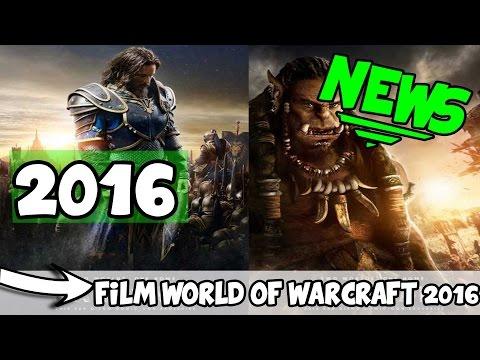 FILM CINEMA WORLD OF WARCRAFT : LE COMMENCEMENT 2016 [présentation]
