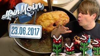 Der Fertigschnitzel-Test | MoinMoin mit Colin