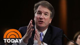 Chuck Todd On How Will Sexual Assault Claims Affect Brett Kavanaugh's Confirmation? | TODAY