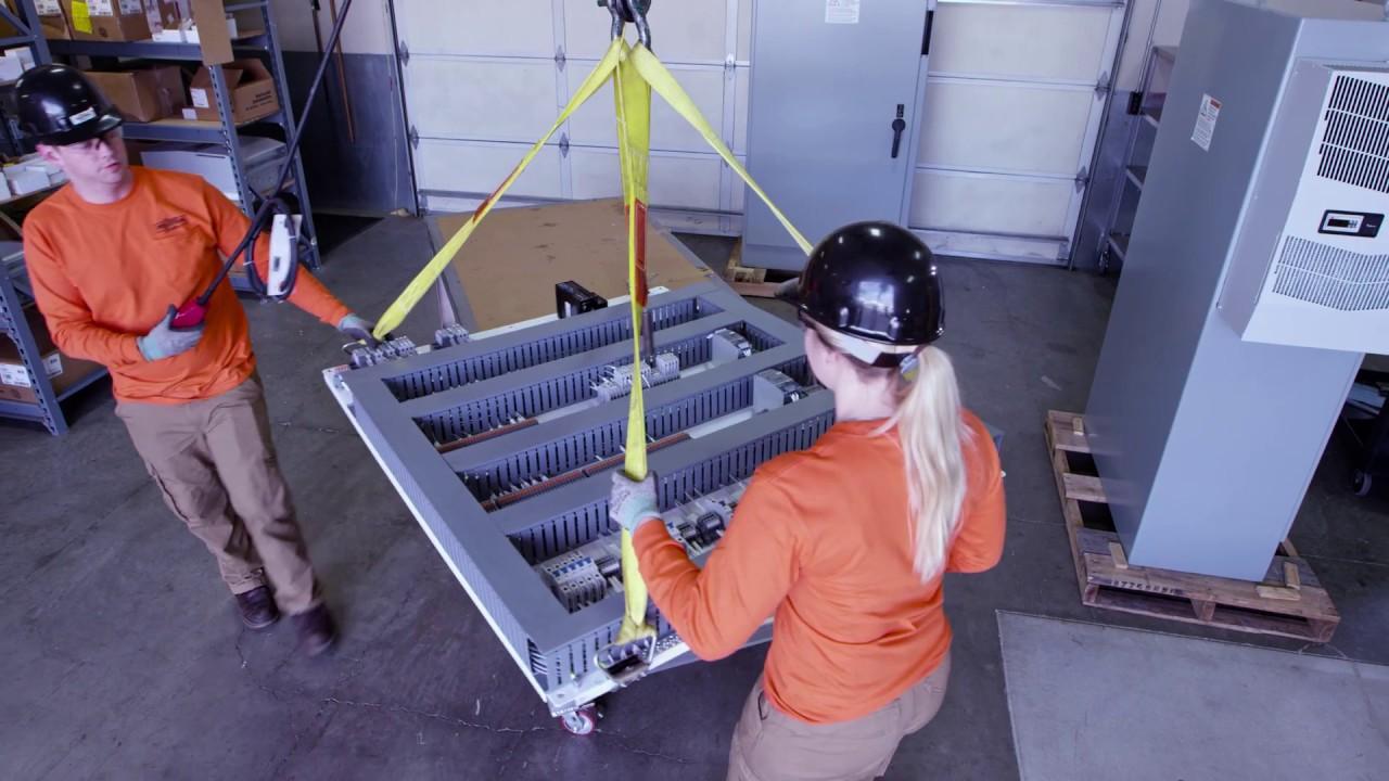 Olsson Electric UL 508 Certified Panel Shop