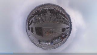 Видео 360: репетиция Парада Победы