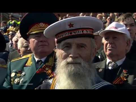 Military Victory parade, Moscow, Red square, 2015.