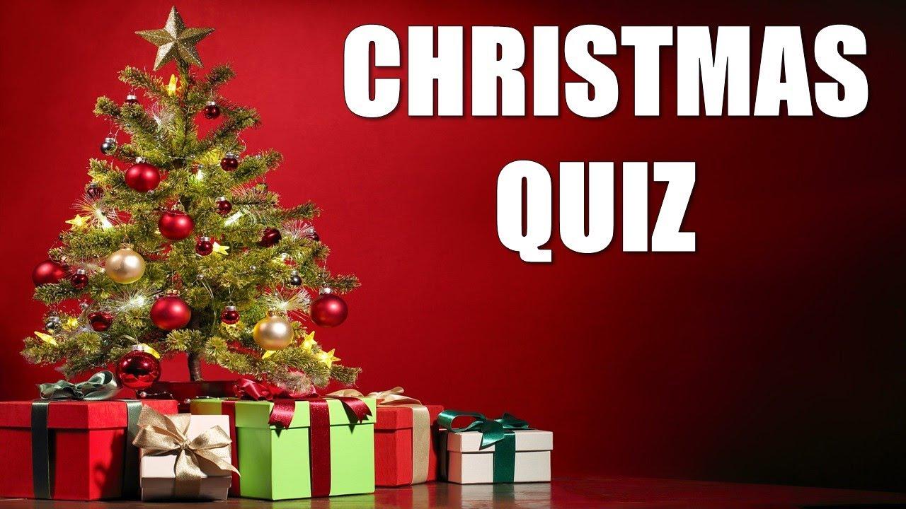 Christmas Trivia Quiz- The Twelve Days of Christmas (Music) - YouTube