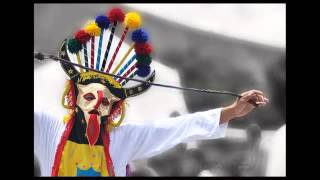 karu an danzarin danza folklorica ecuador