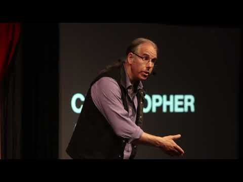 Dust and Sneakers, Crawling and Running | Christopher Albrecht | TEDxRochester