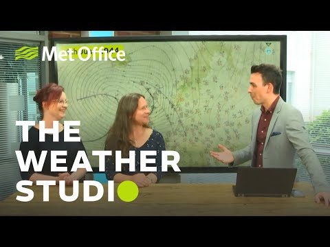D-Day Forecast And UK Rain – The Weather Studio 04/06/19