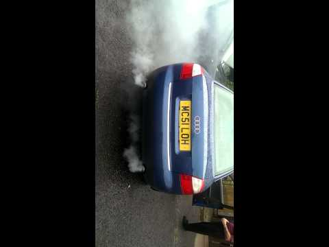 Thick white smoke Audi a41.8t 20v engine problems help!! Click this to read below
