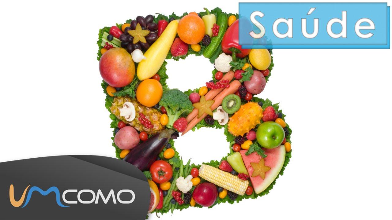 Os alimentos mais ricos em vitamina b youtube - Alimentos vitaminas b ...