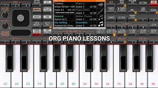 Nagin Tune On Mobile Piano Instrumental On ORG 2018
