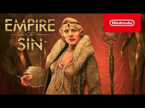 Empire of Sin - Vanaf 1 december! (Nintendo Switch)