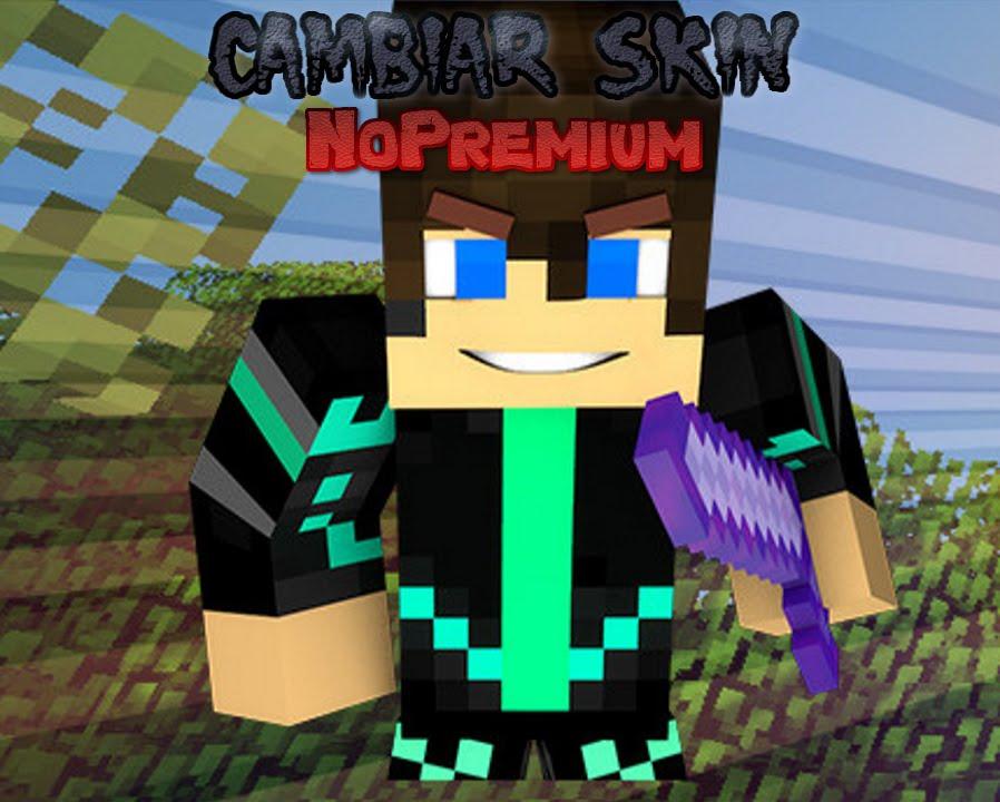 Como Cambiar Tu Skin De Minecraft NoPremium Launcher YoFenix V - Skin para minecraft launcher yofenix