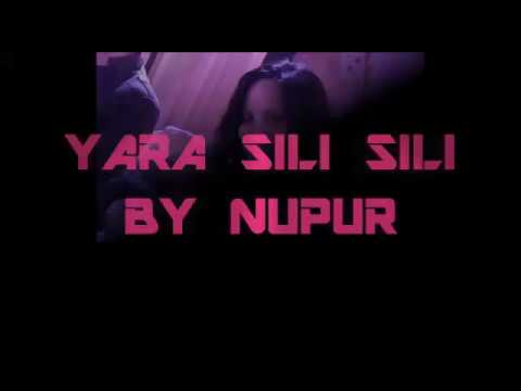 yaara sili sili coversong lekin video song lata