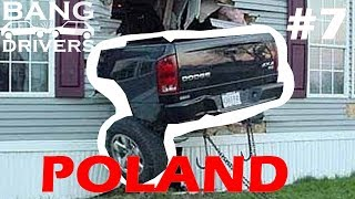 Polish Car Drivers Compilation Extreme Crashes & Fails #7