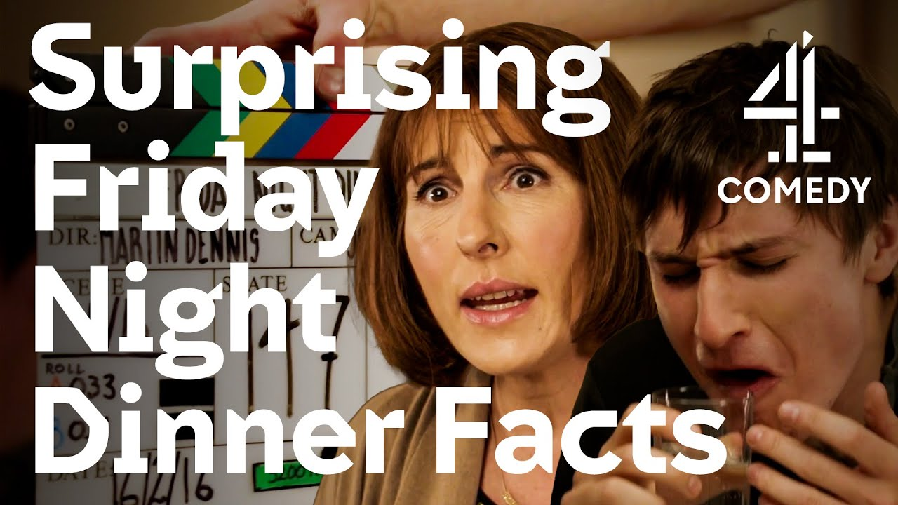 Download 3 Things You Never Knew About Friday Night Dinner