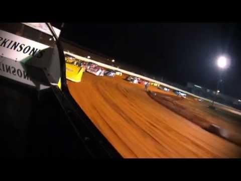Dane Dacus in Car Cam Whynot Motorsports Park MSCCS 3-29-14
