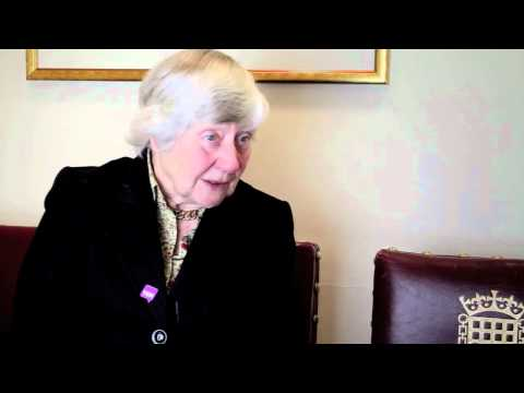 Shirley Williams: 'Will the human race survive the 21st century?'