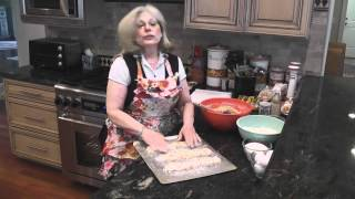 Irma's Kitchen: Mondel Bread