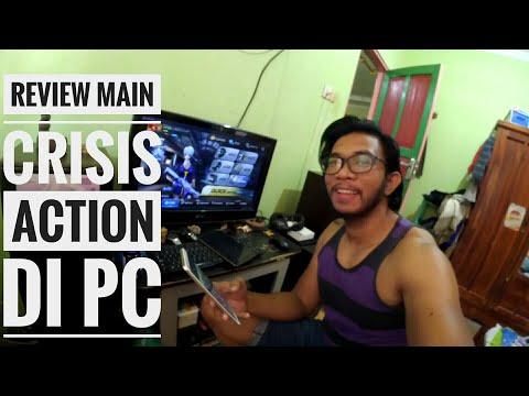 REVIEW MAEN DI PC ENAK NGA.? - CRISIS ACTION - 동영상