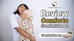 Review Comforta springbed Comfort Dream EP106
