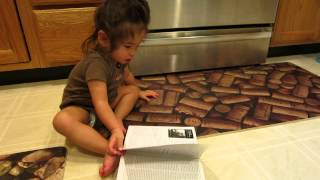 "Scarlett ""Reads"" Free Software Foundation Newsletter"